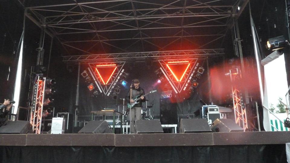 Classics of Rock à Crusnes pour l'association Vincent Piazza