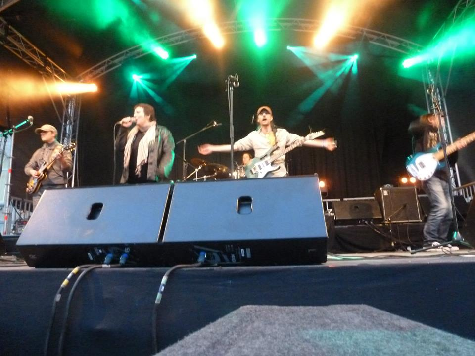 QDB -fête du Maitrank 2013 ARLON (Be) Feat. Nicky