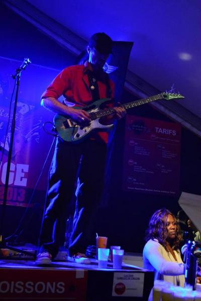 DONKEY ROCK Sélange (Be)