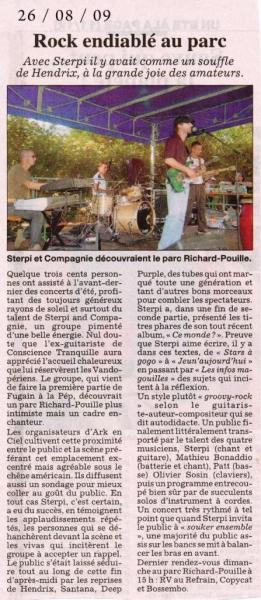 Article Parc Pouille Vandoeuvre