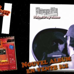 3 albums disponibles